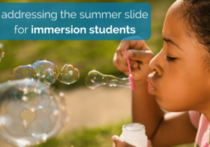 resources for immersion teachers
